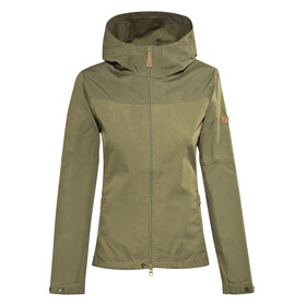 Fjällräven Stina Jacket Women green
